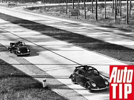 80 let německých dálnic - Jak Hitler ukradl Autobahn