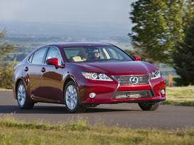 Lexus zvažuje přesun výroby do USA kvůli silné měně