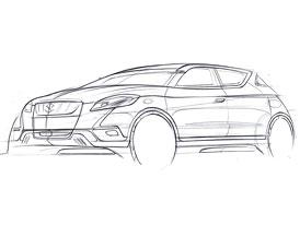 Suzuki S-Cross: Nástupce SX4 nabírá obrysy