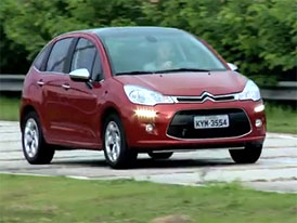 Video: Faceliftovaný Citroën C3