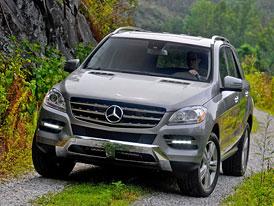Toyota syndrom: Mercedes svolává třídu M kvůli koberečkům