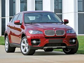 BMW opět svolává X5 a X6 na kontrolu řízení