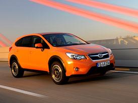 Subaru XV je nečekaným hitem švýcarského trhu