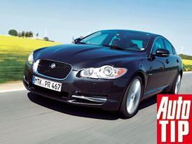 Jaguar XF 3.0 V6 Diesel po 100.000 km: Brzdy dlouho nevydr��