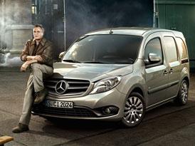 MacGyver m� nov�ho par��ka: Mercedes-Benz Citan