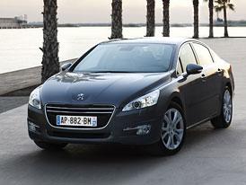 PSA brzdí pro malý zájem výrobu Peugeotu 508