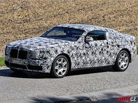 Spy Photos: Rolls-Royce Ghost Coupe