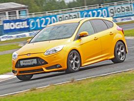 Ford Focus ST: První jízdní dojmy