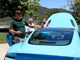 Video: Šéf Aston Martinu osobně představuje nový Vanquish
