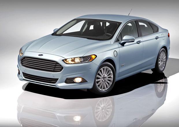 Ford investuje 135 milionů dolarů do vývoje elektromobilů