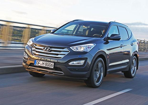 Hyundai Sante Fe: Slovenské ceny začínají na 797.000 Kč
