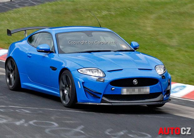 Spy Photos: Jaguar XKR-S Extreme bude je�t� siln�j�� a rychlej��