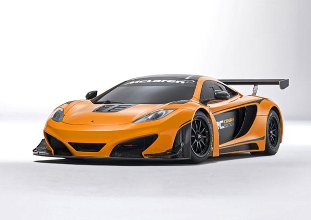 McLaren MP4-12C Can-Am Edition jako koncept závodního stroje