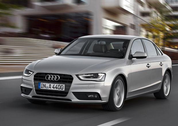 Nová generace Audi A4 přijede i ve verzi e-quattro