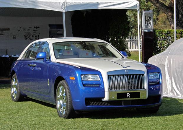 Rolls-Royce Ghost Extended Wheelbase pro Pebble Beach