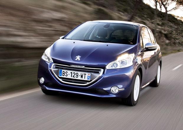 Peugeot 208 je pátým nejprodávanějším autem v Evropě