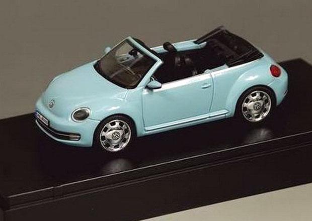 V�robce model� omylem odhalil VW Beetle Cabrio
