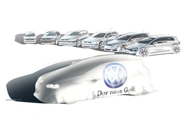 VW Golf VII: Vyzrazeny technické detaily