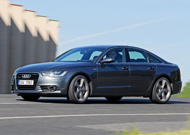 Testujeme Audi A6 Biturbo: Ptejte se, co vás zajímá