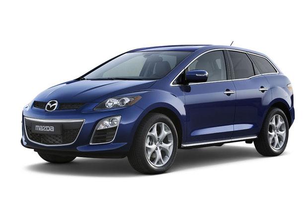 Mazda p�estala vyr�b�t CX-7