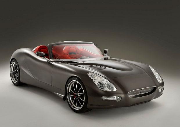 Trident Iceni GT: Turbodieselový sporťák přijede na Salon Privé