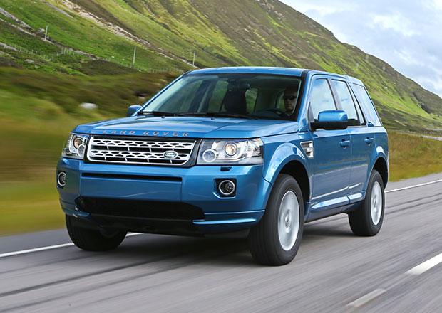 Land Rover Freelander 2013: Modernizace ve stylu Evoque