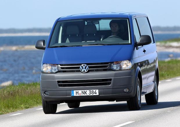 Volkswagen: Prodeje užitkových modelů za prvních sedm měsíců 2012