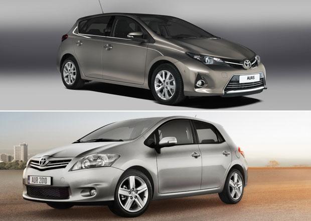 Design po generacích: Kompaktní hatchbacky Toyota Corolla/Auris