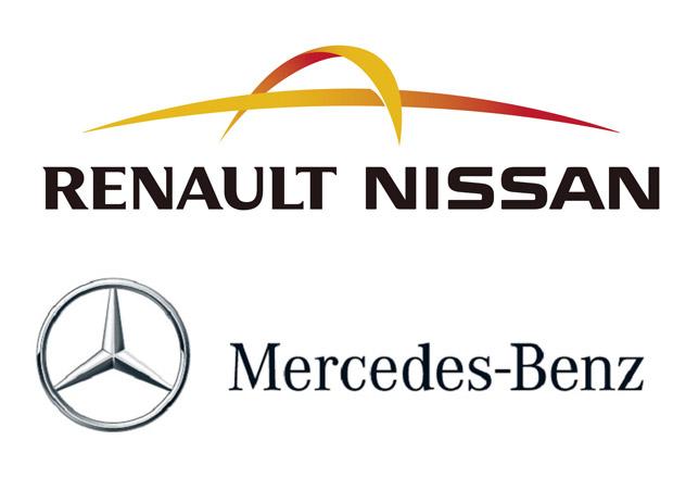 Mercedes-Benz a Renault-Nissan chystají spolupráci na kompaktních vozech