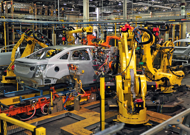 Ford staví v Číně další továrnu, končí společný podnik s Mazdou