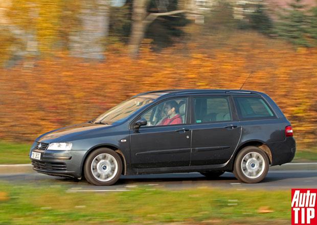 Bazar: Fiat Stilo 192 byl troubením na ústup