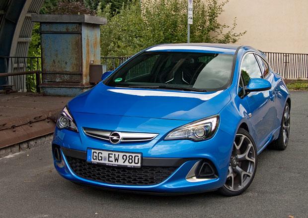Opel Astra OPC: První jízdní dojmy