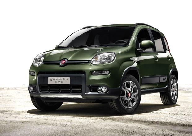 Fiat Panda 4x4: Malý horal ve třetím vydání