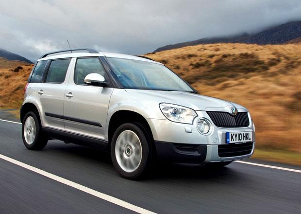 Český trh v červenci 2012: Nejprodávanější malé terénní vozy, SUV a crossovery
