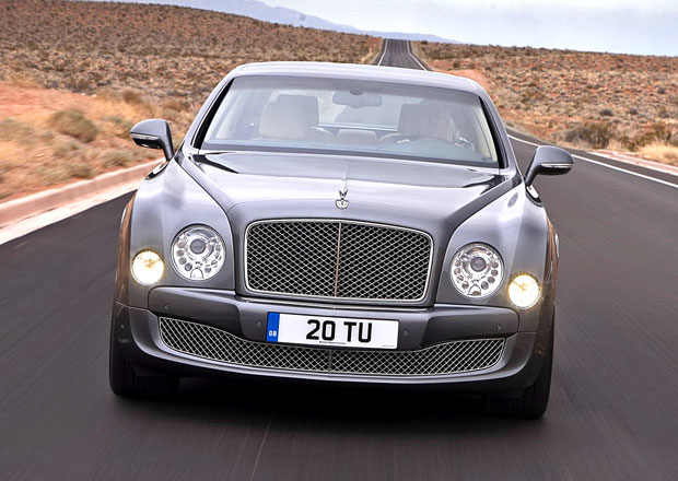Bentley uvažuje o vlastní divizi pancéřovaných vozů