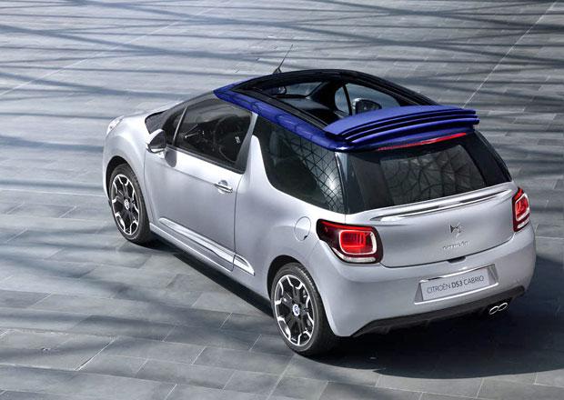 Citroën DS3 Cabrio odhalen se všemi detaily (foto, video)