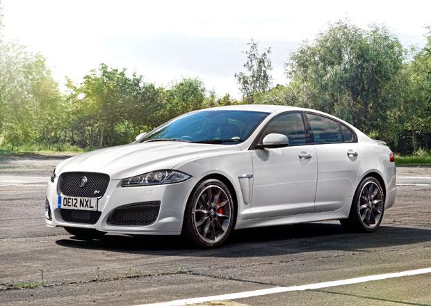 Jaguar XFR Speed Pack nabídne ještě dravější svezení