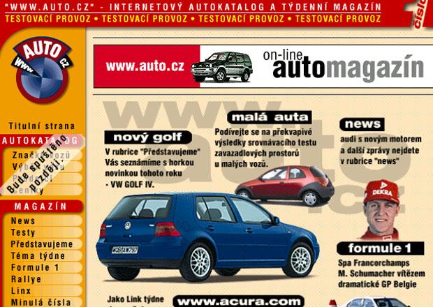 Auto.cz oslaví 16 let!