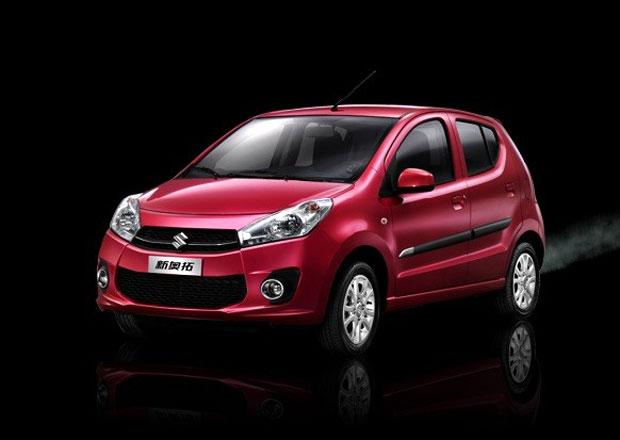 Suzuki Alto s novou tv��� pro rok 2013
