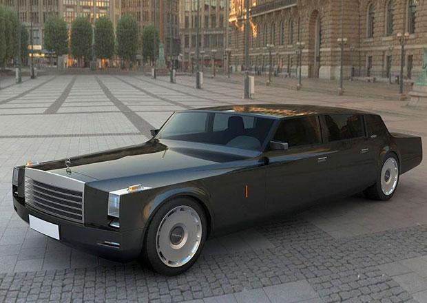Rusko dá 25 miliard korun na vývoj vlastní vládní limuzíny