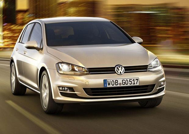 To je on: Volkswagen Golf sedmé generace. Lehčí, elegantnější a se spotřebou 3,2 l/100 km