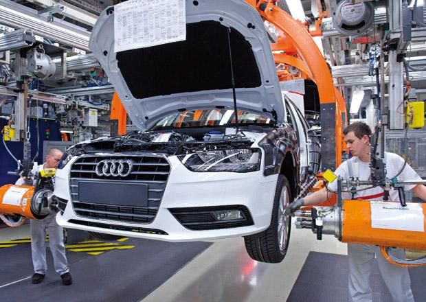 Nov� tov�rna Audi vyroste v Mexiku