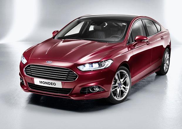 Ford Mondeo přijíždí do Evropy, poprvé bude 4x4