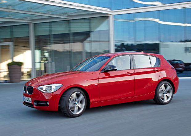 BMW řady 1 ještě slabší: 114d s výkonem 70 kW