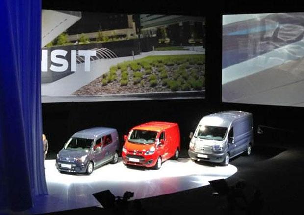 Ford Go Further: Sledujte odhalení nových modelů živě