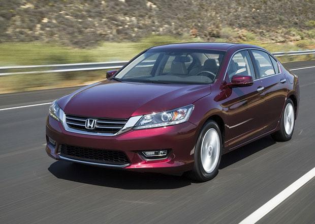 Honda Accord: Megagalerie amerických sedanů a kupé