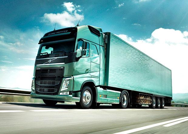 Volvo FH nové generace nastupuje