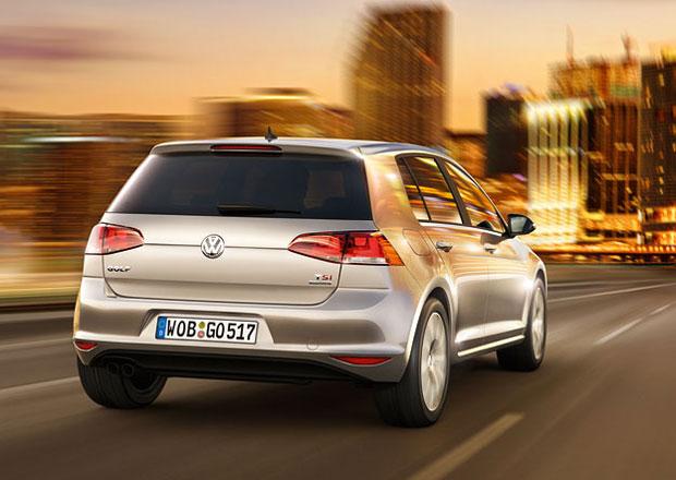 Volkswagen Golf VII se nelíbí Greenpeace