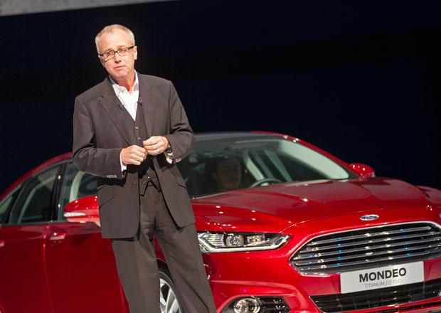 Koment��: Ford chce doj�t d�l. Ale  kam?