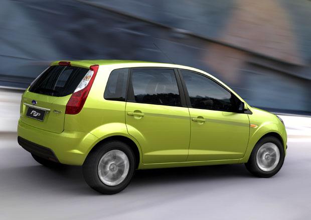 Ford chystá levné malé auto pro Evropu